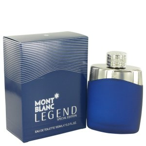 Mont Blanc Legend Eau de Toilette 100ml(Special Edition-Blue) m