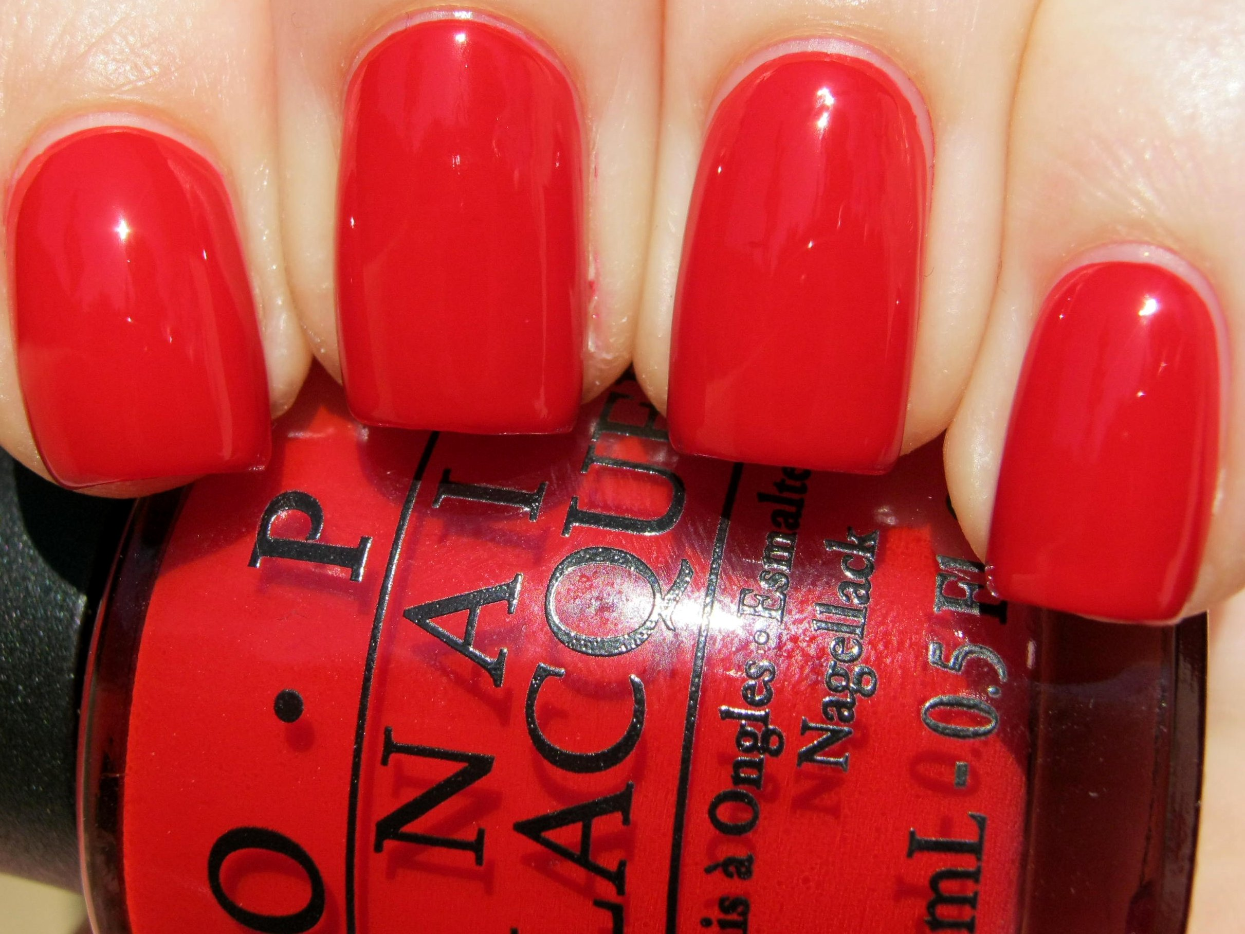 5 Perfect Shades Of Red Nail Polishes Every Pakistani Girl