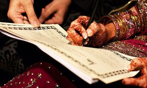 Nikah-Wedding-bride