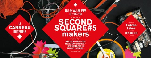 Second Square #5 at Carreau du Temple