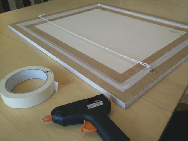 Preparing the board