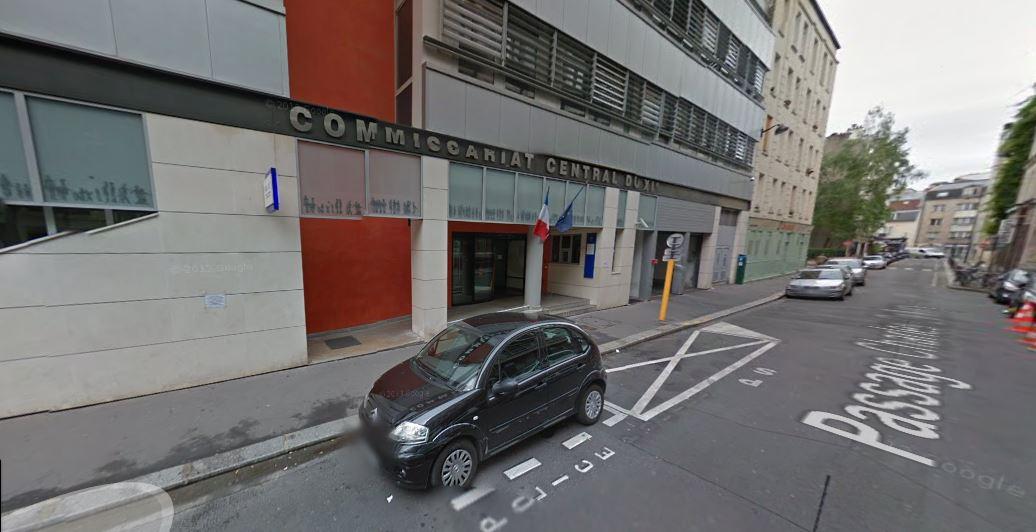 Commissariat de police du 11 me arrondissement paris en - Metro gare de lyon porte de versailles ...
