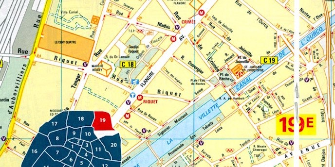 The Best Maps For Visitors Paris Insiders Guide