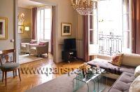 Paris Living Room Decor