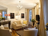The gallery for --> Cozy Apartment Living Room