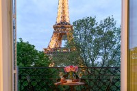 2 Bedroom Paris Apartment with Incredible Eiffel Tower Views