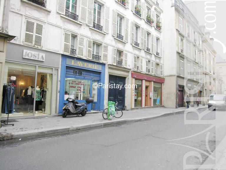 2 Bedroom Apartment Rental In Paris Le Marais 75003 Paris