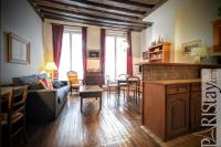 Paris flat for rent furnishe one bedroom louvre