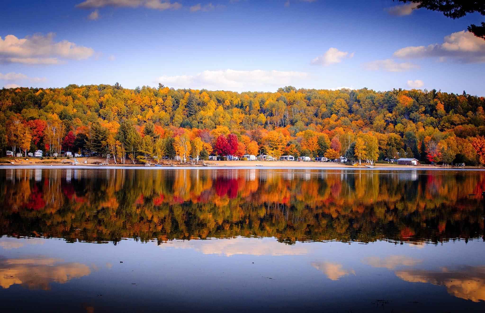 Fall Colors Wallpaper New England Algonquin Fall Colours Inspiration In Pictures