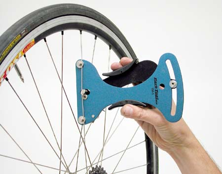 Wheel And Rim Truing Park Tool