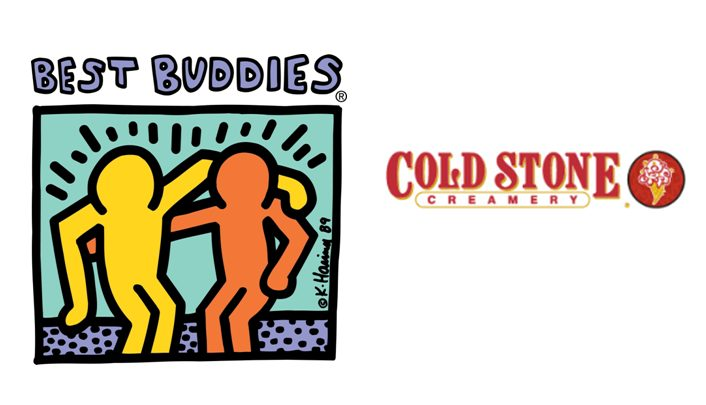 Cold Stone Creamery works with Best Buddies throughout August - Park