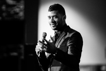 Russell Wilson Commencement Speech