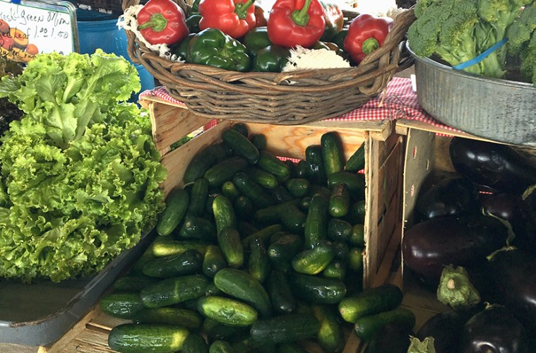 Sumpter County Farmers Market