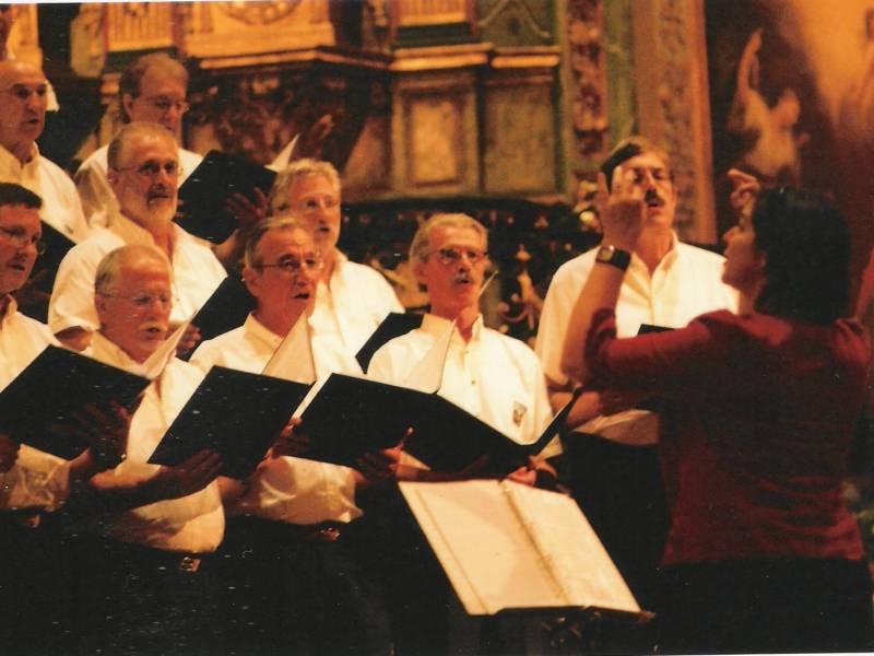 Concert Choeur d'Hommes