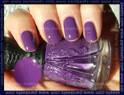 Nfu Oh Nail Polish 282 Swatch
