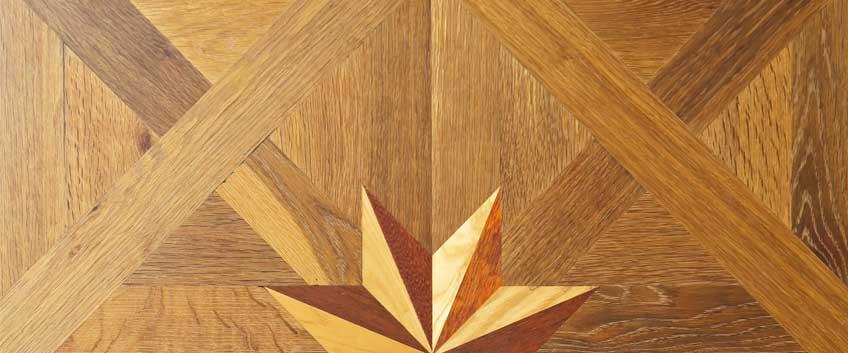 Cozy Wood Flooring Medallions And Inlays Ivoiregion