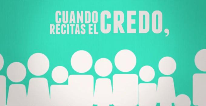 cuandoRecitasElCredo