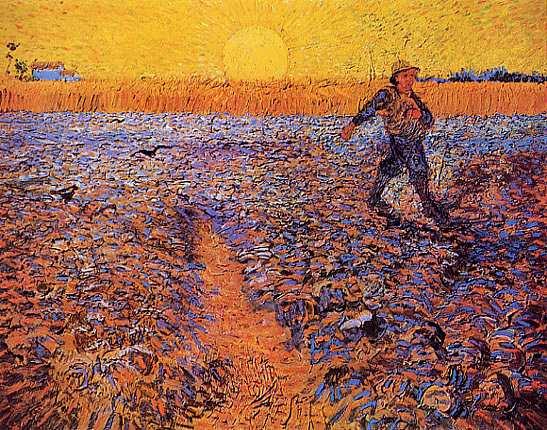 El sembrador (Segun Millet), 1988