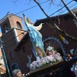 Procesión de la Asunción, Fiestas Patronales
