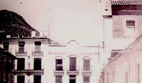 FOTOS HISTORICAS DE LA PARROQUIA