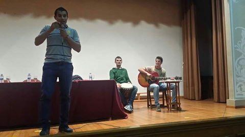 Conferencia de la Comunidad del Cenáculo