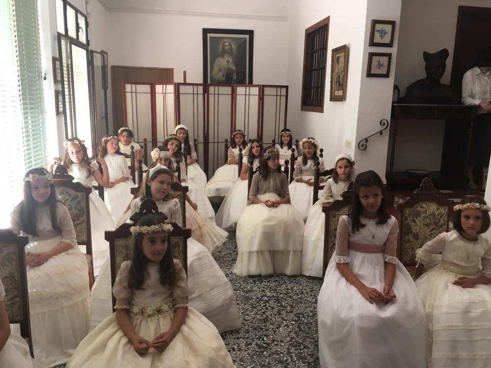 PRIMERAS COMUNIONES 2017