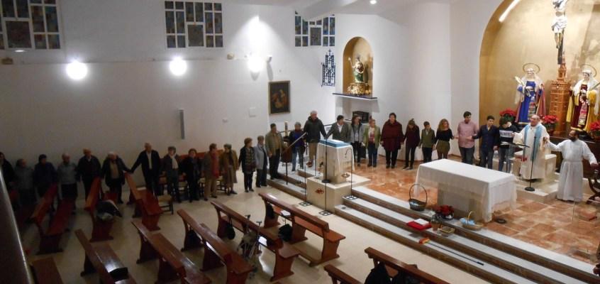 Invitación a participar en la vida de la Comunidad parroquial