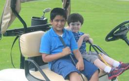 Kids golf camp opens at Knoll Country Club