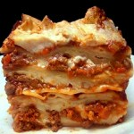 Lasagna Bolognese, the 'OTHER' Lasagna