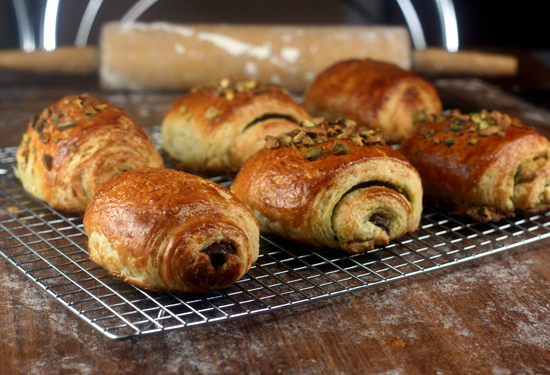 How to Make Croissants and Pain au Chocolat (chocolate croissants) from Scratch!