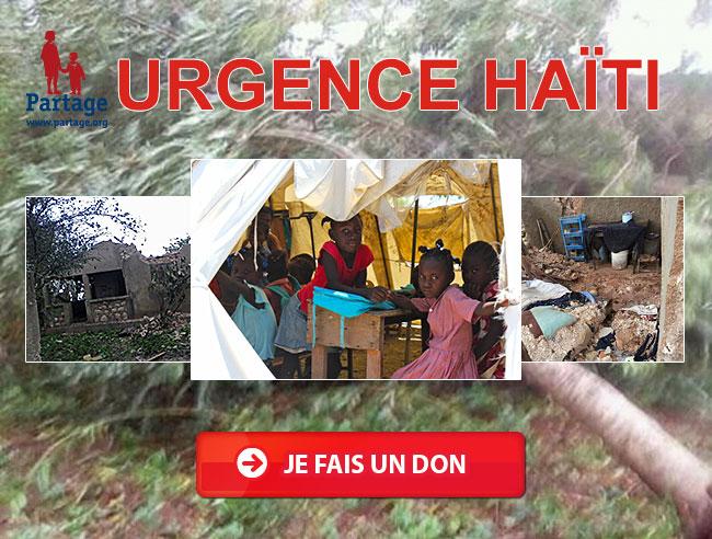 Urgence Haïti