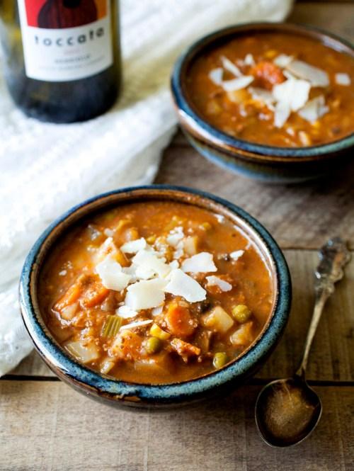 Medium Of Soup Vs Stew