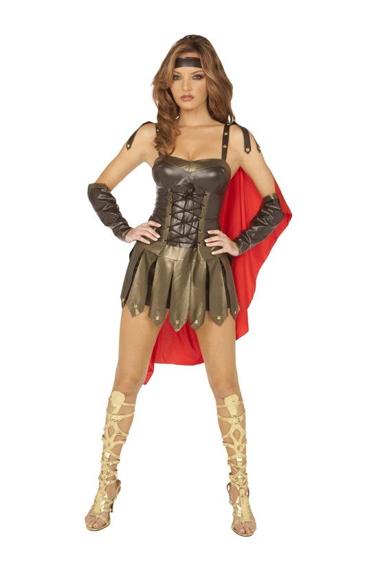 Sexy Women Roman Greek Spartan ...  sc 1 st  Meningrey & Spartan Costume Woman - Meningrey