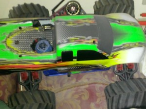 Traxxas TMaxx 2.5 RTR with 2.4Ghz