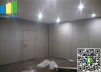 High Sound Proof Movable Wall Panels Residential Movable Walls