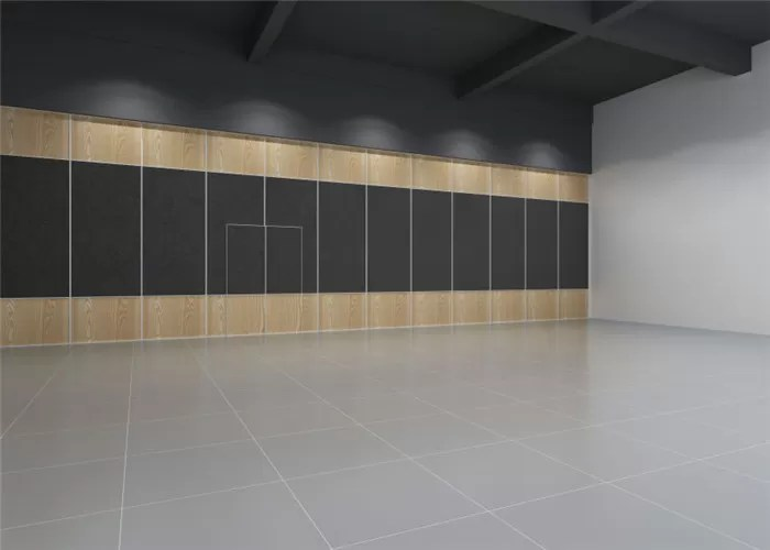Soundproof Folding Partition Office Divider Walls For School Classroom
