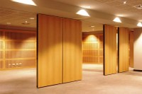 Hanging Floor To Ceiling Wooden Acoustic Room Dividers ...