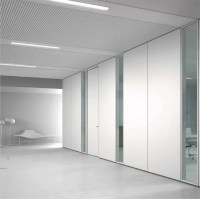 Modern 85 Mm Operable Partition Walls / Movable Sound ...