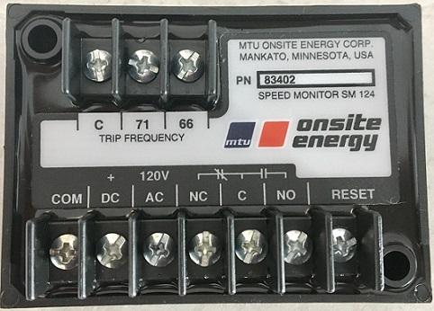 Speed Switch, Katolight 35083, MTU 83402 (SM124)