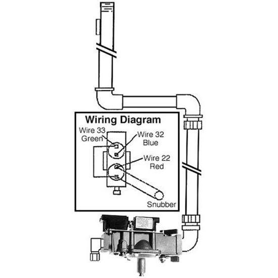 Valve Kit, Solenoid - for Johnson Controls Part# G53CBG-1