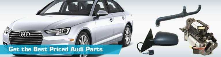 Discount Audi Parts Online - Low Prices - PartsGeek