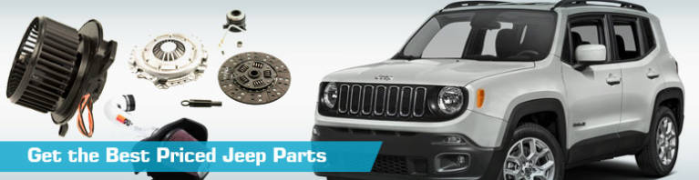 Jeep Parts Online  Jeep Accessories OEM Performance - Partsgeek