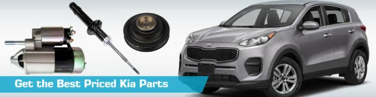 Discount Kia Parts Online - Low Prices - PartsGeek
