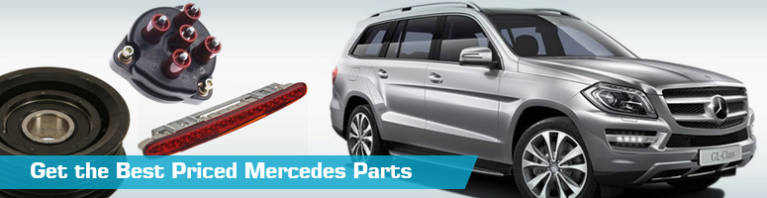 Discount Mercedes Parts Online - Low Prices - PartsGeek