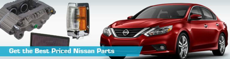 Discount Nissan Parts Online - Low Prices - PartsGeek