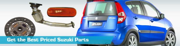 Discount Suzuki Parts Online - Low Prices - PartsGeek