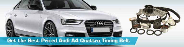 Audi A4 Quattro Timing Belt - Timing Belts - Replacement ContiTech