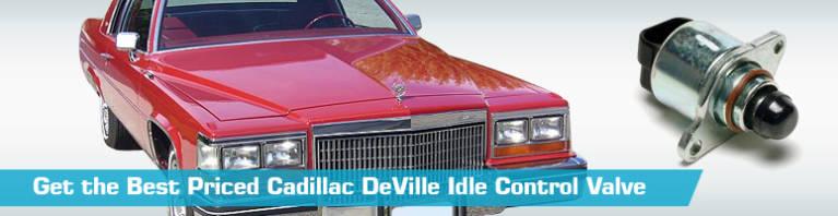 Cadillac DeVille Idle Control Valve - Idle Valves - Replacement
