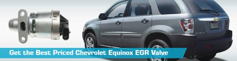 Chevrolet Equinox EGR Valve - EGR Valves - Standard Motor Products