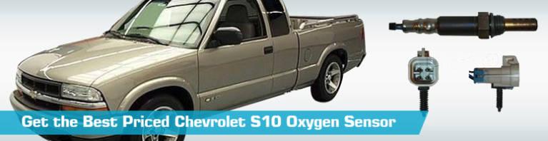 Chevrolet S10 Oxygen Sensor - O2 Sensor - Replacement Denso Bosch AC
